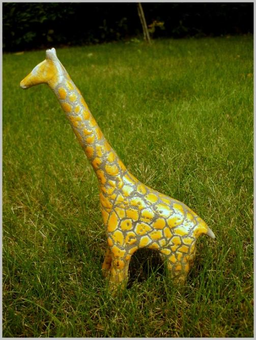 Girafe Raku Souaad