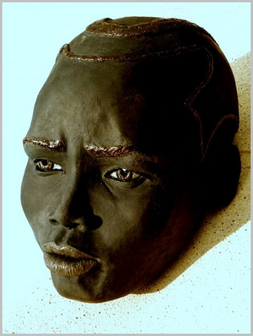 Femme africaine de Virginie